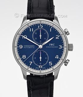 IWC | Portugieser Chronograph Automatic Edition Laureus | Ref. 371432