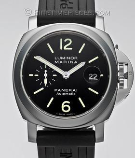 OFFICINE PANERAI | Luminor Marina Automatic 44 mm | Ref. PAM 104