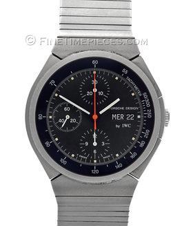 IWC | Porsche Design Titan Chronograph | Ref. 3702 - 02