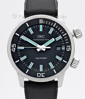 IWC | Aquatimer Automatik Vintage Stahl | Ref. 3231