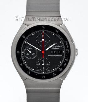 IWC | Porsche Design Chronograph | Ref. 3702