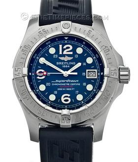 BREITLING | Colt Aeromarine Superocean SteelFish Automatic | Stahl | Ref. A17390