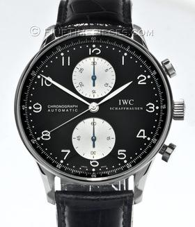 IWC | Portugieser Chronograph Automatic Edelstahl | Ref. 3714 - 04