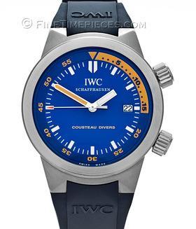 IWC | Aquatimer Cousteau Divers | Ref. IW354806