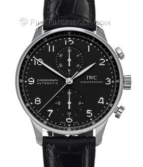 IWC | Portugieser Chronograph Automatic | Ref. 3714 - 38