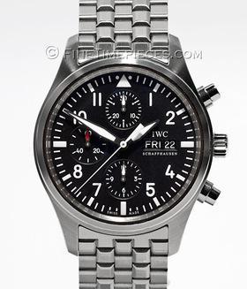IWC | Fliegeruhr Chronograph Automatic | Ref. IW371704