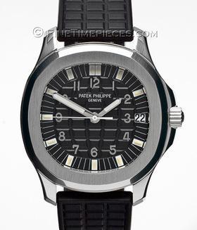 PATEK PHILIPPE   Aquanaut Edelstahl   Ref. 5167A-001