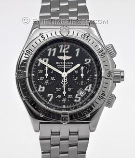 BREITLING | Chronoracer Rattrapante Stahl | Ref. A69048