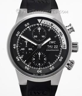 IWC | Aquatimer Chronograph Automatic Edelstahl | Ref. 3719 - 33