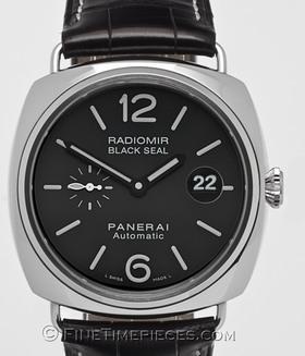 OFFICINE PANERAI | Radiomir Black Seal Automatic  | Ref. PAM 287