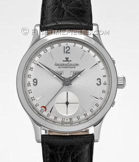 JAEGER-LeCOULTRE | Master Date Stahl | Ref. 147842A/F/D