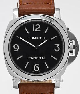 OFFICINE PANERAI | Luminor Base | Ref. PAM 112
