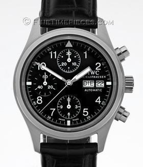 IWC | Klassik Fliegerchronograph Automatic | Ref. 3706 - 01