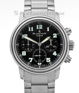 BLANCPAIN | Leman Flyback Chronograph | Ref. 2185F-1130-71