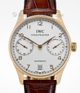 IWC | Portugieser Automatik Rotgold | Ref. IW500101