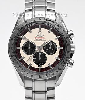 OMEGA | Speedmaster Chronograph Michael Schumacher The Legend | Ref. 3559.3200