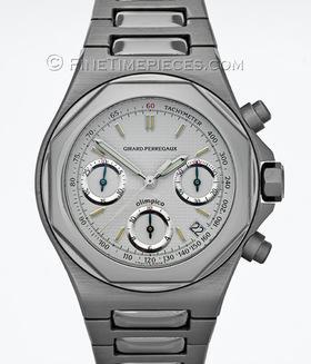GIRARD PERREGAUX | Laureato Olimpico Chronograph | Ref. 8017