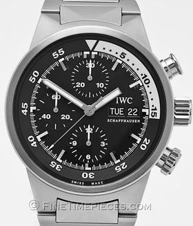 IWC | Aquatimer Chronograph Automatic Edelstahl | Ref. 3719 - 28
