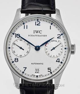 IWC | Portugieser Automatic Edelstahl | Ref. 5001 - 07
