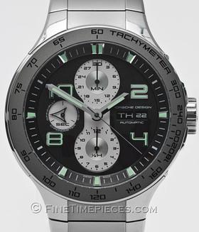 PORSCHE DESIGN | Flat Six Chronograph | Ref. P6340 . 41 . 44 GB 0251