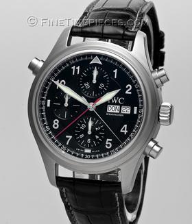 IWC | Fliegeruhr Spitfire Doppelchronograph | Ref. 3713-33