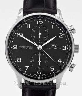 IWC | Portugieser Chronograph Automatic Edelstahl | Ref. 3714 - 038