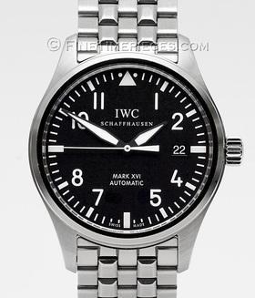 IWC | Fliegeruhr Mark XVI Stahl | Ref. 3255-04