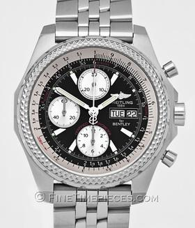 BREITLING | Bentley Continental GT Chronograph Special Racing Edition | Ref. A13363