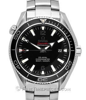 OMEGA | Seamaster Planet Ocean Liquidmetal Limited Edition | Ref. 222 . 30 . 42 . 20 . 01 . 001
