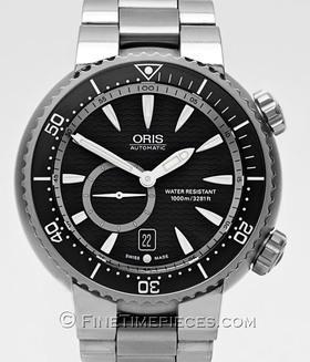ORIS | Divers Titan *C* Small Second Date | Ref. 01 643 7638 7454-07 8 24 70PEB