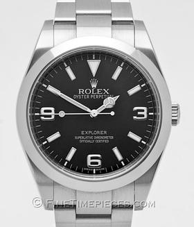 ROLEX   Explorer I neues Modell 39 mm   Ref. 214270