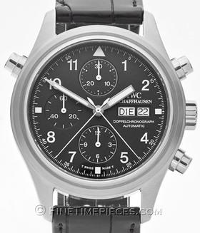 IWC | Fliegeruhr Doppelchronograph Klassik | Ref. 3713 - 17