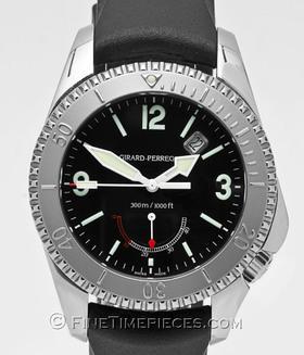 GIRARD PERREGAUX | Sea Hawk II | Ref. 49900 DC