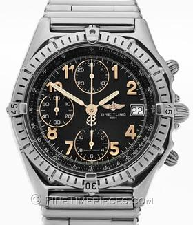 BREITLING   Chronomat mit Rouleauxband   Ref. A 13050 . 301