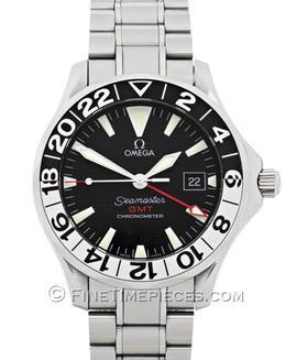 OMEGA | Seamaster GMT Chronometer 50 years | Ref. 2534 . 50 . 00