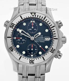 OMEGA | Seamaster Diver 300 M Chronograph | Ref. 2598. 80 . 00