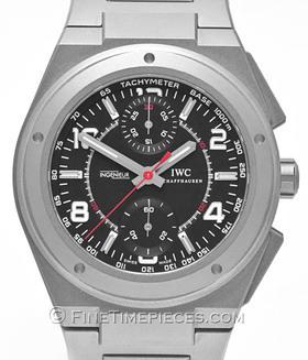 IWC | Ingenieur Chronograph AMG Titan | Ref. IW372503