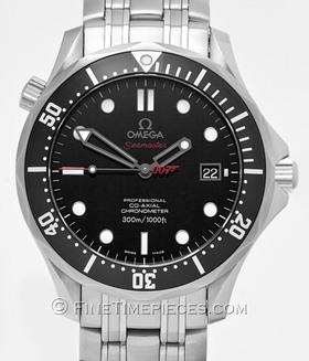 OMEGA | Seamaster Diver Co-Axial *James Bond 007* limitiert | Ref. 212.30.41.20.01.001