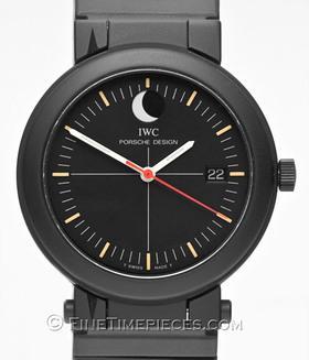 IWC | Porsche Design Kompassuhr Mondphase | Ref. 3551