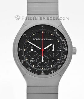 IWC | Porsche Design Chronograph | Ref. 3743 - 001