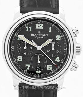 BLANCPAIN | Leman Fly-Back Chronograph | Ref. 2185F-1130-71