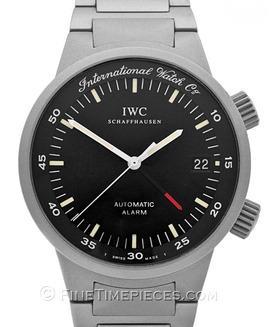 IWC | GST Automatic Alarm Titan | Ref. 3537 - 001