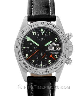 FORTIS | Official Cosmonauts Chronograph Lemania 5100 | Ref. 602 . 10 . 142