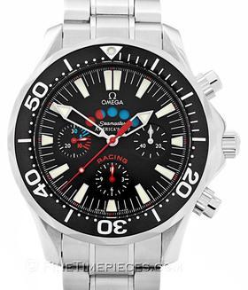 OMEGA | Seamaster Americas Cup Racing Chronograph Chronometer | Ref. 2596 . 50 . 00