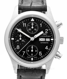 IWC | Klassik Fliegeruhr Chronograph Automatic | Ref. 3706-001