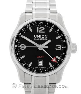 UNION GLASHÜTTE | Belisar GMT | Ref. D002.429.11.057.00