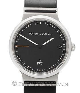 IWC   Porsche Design Sportivo 02   Ref. 3320