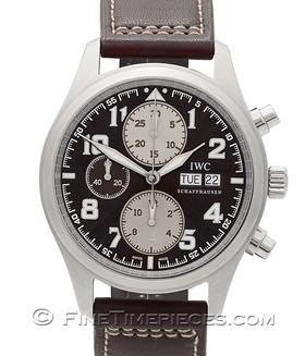 IWC | Fliegeruhr Chrono-Automatic *Saint Exupery* limited | Ref. IW371709