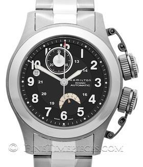 HAMILTON | Khaki Navy Frogman Automatic Chronograph | Ref. H77716333