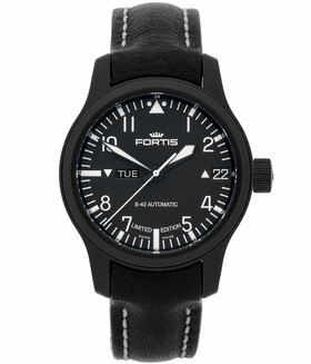 FORTIS | B-42 Flieger Big Date Automatic Limitiert | Ref. 655.18.91 L01